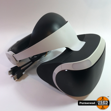 Playstation VR Bril + Camera   Nette staat