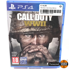 PS4 Game: Call of Duty WWII (2)
