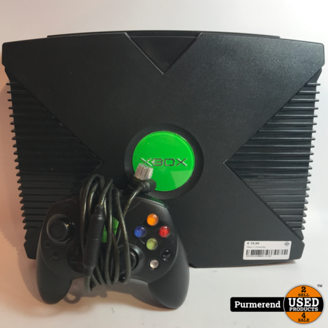 Xbox + 1 Controller | Gebruikte staat