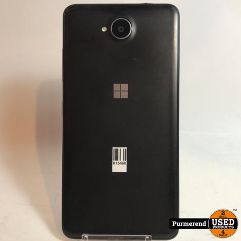 Microsoft Lumia 650 16GB Zwart | Nette staat