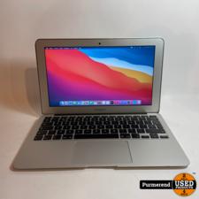 Apple Macbook Air 11'' Early 2015 i5 1.6 4GB Ram 128GB SSD | Gebruikt