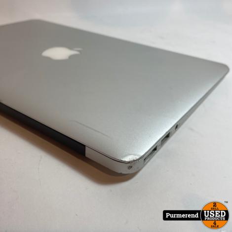 Macbook Air 11'' Early 2015 i5 1.6 4GB Ram 128GB SSD | Gebruikt