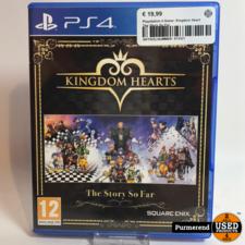 Playstation 4 Game: Kingdom Heart The Story So Far