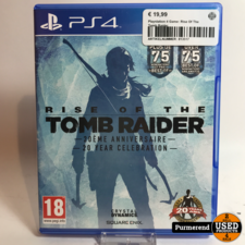 Playstation 4 Game: Rise Of The Tomb Raider