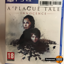 Playstation 4 Game: A Plague Tale