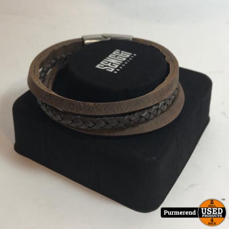 Senggi Bracelets Helsinki 21cm   Nieuw in doos