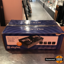 Skytec STX-110 Dual CD / MP3 / USB / SD Player Nieuw in Doos