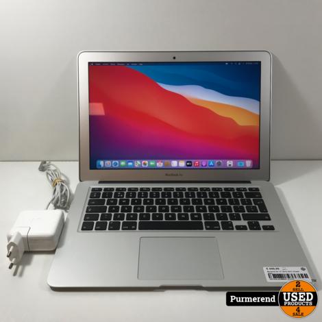 Macbook Air 13 inch Early 2015 | Gebruikte staat