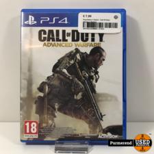 Playstation 4 Game : Call Of Duty Advance Warfare