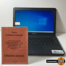 Asus X206HA-FD0050T | Gebruikte staat