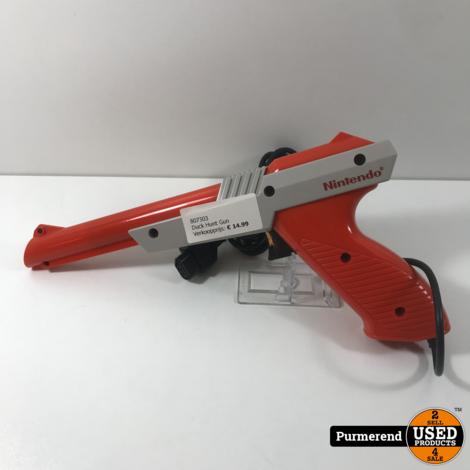 NES Nintendo Zapper (Duckhunt Gun) | Gebruikte staat