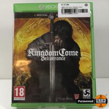 XBOX One Game: Kingdom Come Deliverance Special Edition