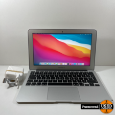 Apple Macbook Air 11'' Early 2015 i5 1.6 4GB Ram 128GB SSD | Nette Staat