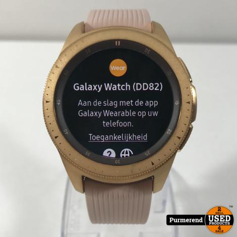 Samsung Galaxy Watch Series 36mm Roze | Goede staat