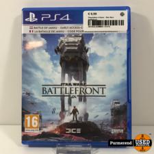 Playstation 4 Game : Star Wars Battlefront