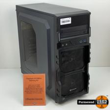 Gigabyte H110M-H Zelfbouw Gaming PC   i5-7400 - 16GB - 2TB HDD - GTX 1050TI