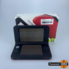 Nintendo 3DS XL Met Doos   Nette staat
