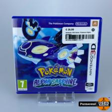 Nintendo 3DS Game: Pokemon Alpha Sapphire