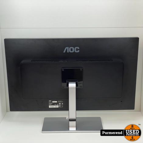 AOC U3277FWQ 32 inch 4K Monitor | Nette staat