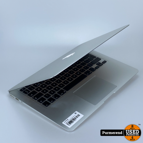 MacBook Air 13 inch Early 2015   i5 - 4GB - 128GB   Nette staat