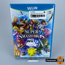 Nintendo Wii U Game: Super Smash Bros.