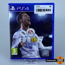 Playstation 4 Game : Fifa 18