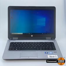 HP ProBook 640 G2   i5 - 8GB - 256GB