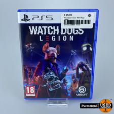 Playstation 5 Game: Watch Dogs Legion
