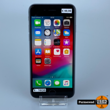 Apple iPhone 6 16GB Black