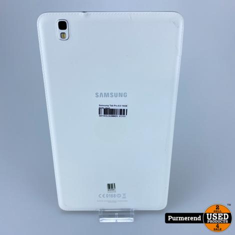 Samsung Tab Pro 8.0 16GB Wit | Nette staat