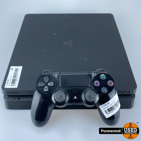 Playstation 4 Slim 1TB Black