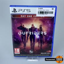 Playstation 5 Game : Outriders