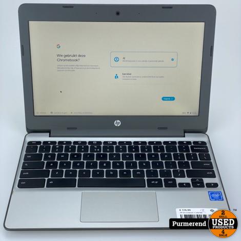 HP Chromebook 11-V001ND  