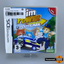 Nintendo DS Game: Tim Power Politieman