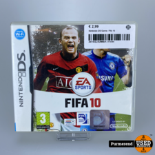 Nintendo DS Game: Fifa 10
