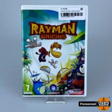 Nintendo Wii Game: Rayman Origins