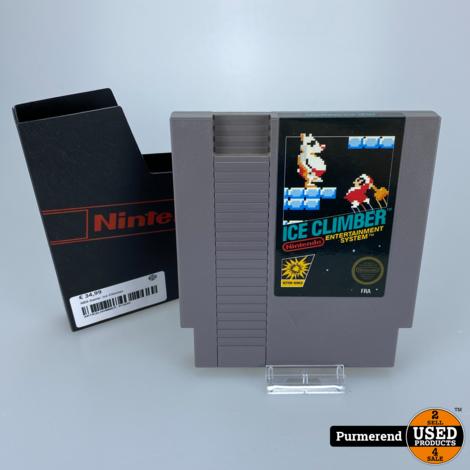 NES Game: Ice Climber