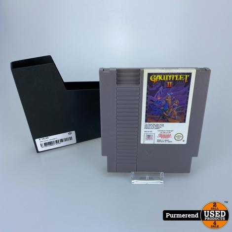 NES Game: Gauntlet II