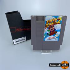 NES Game: Super Mario Bros. 2