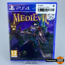 Playstation 4 Game : MediEvil