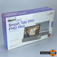 Lenovo Smart Tab M10 64GB FHD | Nieuw
