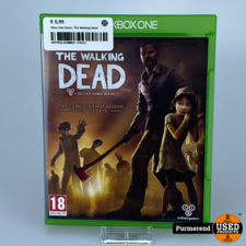 Xbox One Game: The Walking Dead