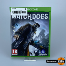 Xbox One Game: Watch Dogs