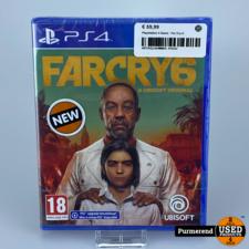 Playstation 4 Game: Far Cry 6