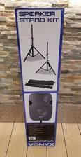Vonyx Speakerstand 2x Inclusief Draagtas || Nieuw