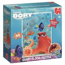 Disney Finding Dory Giant floor puzzel 50 stukjes JUMBO || Nieuw