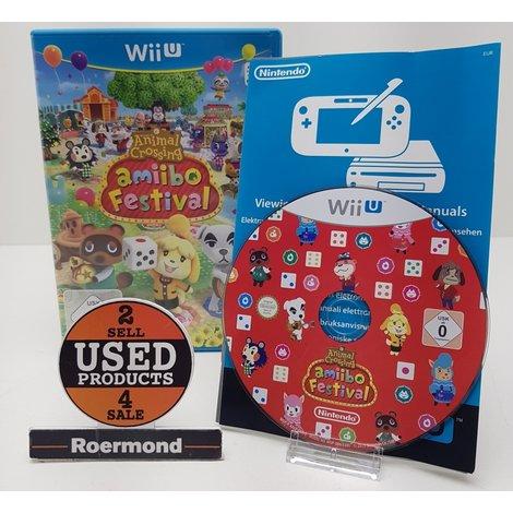 Animal Crossing Amiibo Festival || Wii U Game