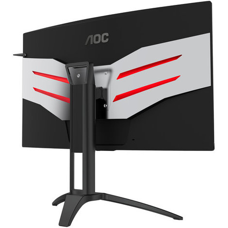 AOC AG322QC4 32 inch QuadHD Curved HDR 144Hz gaming monitor    Nette staat