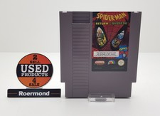 Spider Man Return of the sinister six NES || nette staat
