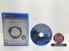 Playstation 4 The Elders Scrolls Online Tamriel Unlimited || Playstation 4 (PS4) Game